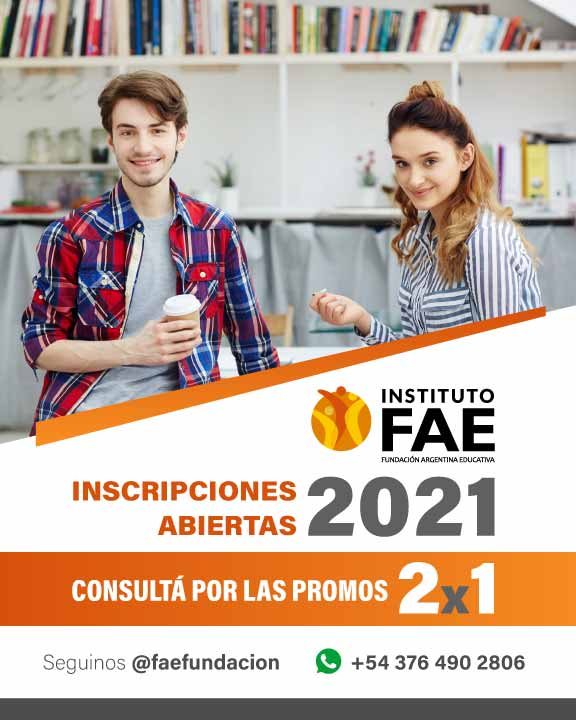 Instituto FAE, Cursos online