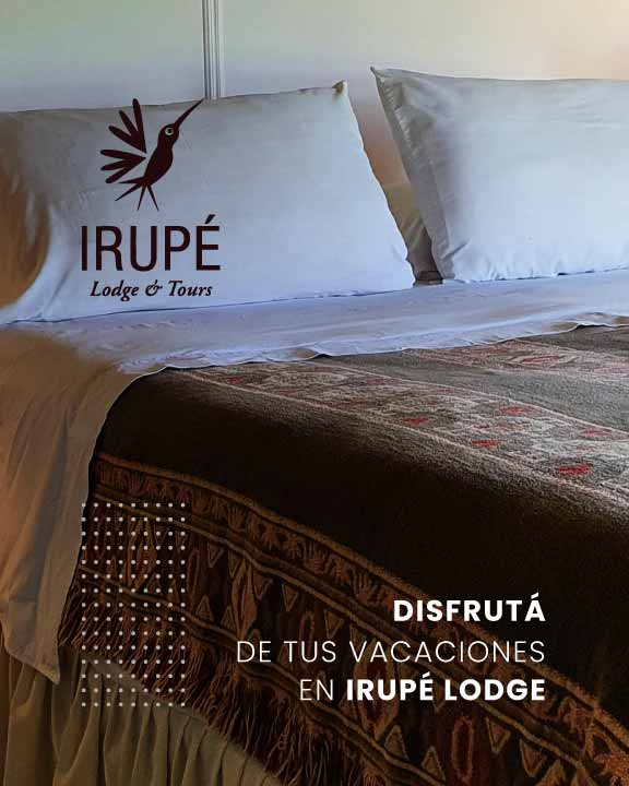 Irupe Lodge Hotel Restaurante