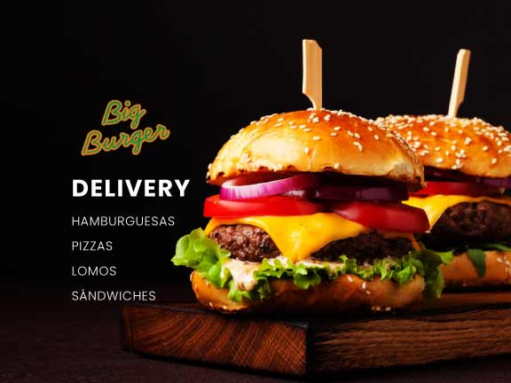 Big Burguer Pizzería